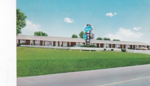 VAN BUREN , Arkansas, 1966 ; Sooner Motel