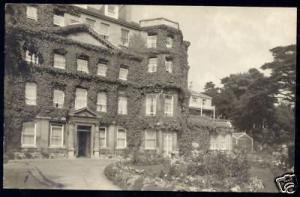 somerset, BATH, Lansdown Grove Hotel (1950) RPPC