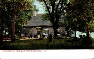 New York Newburgh On Hudson Washington's Headquarters