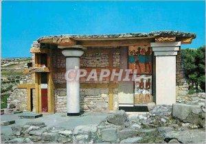 Postcard Modern Knossos The South Propylaea