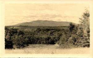 NH - Mt Monadnock.     *RPPC