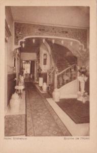 Netherlands Haarlem Grand Hotel Funckler Entrance