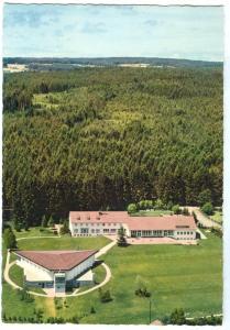 Germany, Lectorium Rosicrucianum, Christian-Rosenkreuz-Heim, Calw-Wimberg
