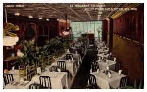7787  New  York City Laparisienne Rotisserie  Ladies Parlor