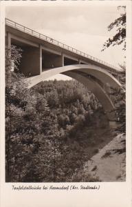 RP; Teufelstalbeucke bei Hecunsdocf, (Kes. Stadtroda) Bridge, 10-20s