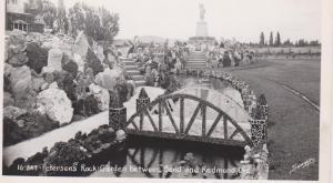 RP, Petersen´s Rock Garden Between Bend & Redmond, Oregon, 1940-50s Sawyers (2)