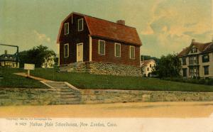 CT - New London - Nathan Hale School House
