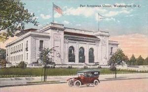 Washington DC Pan American Union