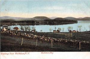 New Hampshire  Wolfeboro, Wolfeboro Bay