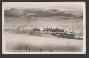 114429 Norge NORWAY Bergensbanen Finse Vintage photo postcard