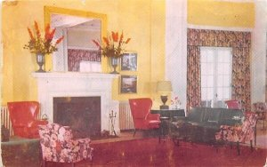 Spacious Lounge of the Otesage Cooperstown, New York