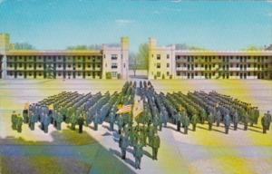 New Mexico Roswell Cadets At The New Mexico Military Academy 1971