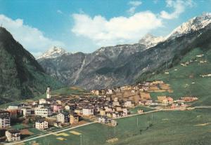 General View, CASPOGGIO, Valmalencio m. 1150 s. m., Sondrio, Lombardia, Italy...