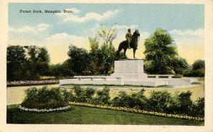 TN - Memphis. Forest Park