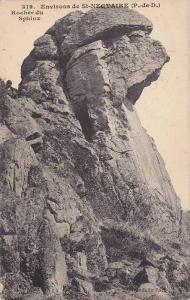 Environs de ST. NECTAIRE, Roche du Sphinx, Puy-du-Dome,France, 00-10s