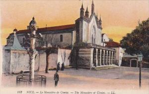 France Nice Le Monastere de Cimiez The Monastery of Cimiez