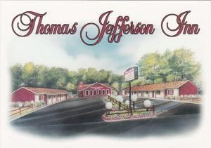 Thomas Jefferson Inn Williamsburg Virginia