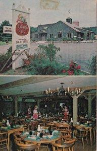 Massachusetts South Hadley Falls Hadleigh House Restaurant 1969 sk893