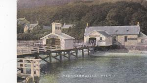 Tighnabruaich ,Kyles of Bute , Argyll and Bute, Scotland , 00-10s ; Pier