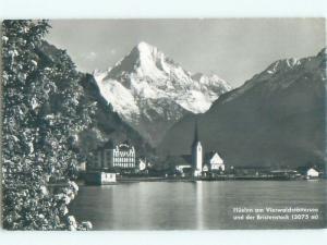 old rppc NICE VIEW Fluelen - Uri Switzerland i2006