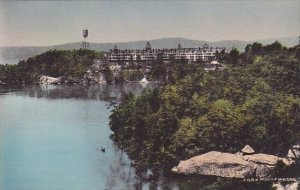 New York Ulster County The Wildmere And Table Rock From Near Cliff Houise Lak...