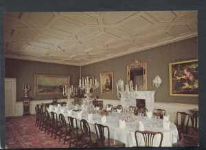Scotland Postcard - The Dining Room, Bowhill, Selkirk     T8571