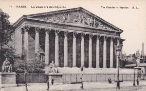 France Paris La Chambre des Deputes