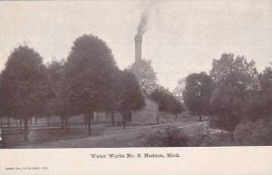 Michigan Hudson Water Works No 2