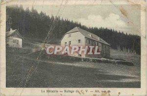 Postcard The Old Metairie Refuge C V alt 940 m
