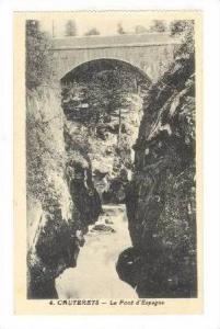 Le Pont D'Espagne, Cauterets, France, 00-10s