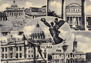 Italy Roma Multi View