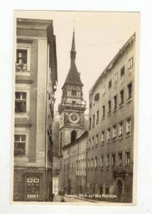 RP, Blick Auf Das Rathaus, Passau (Bavaria), Germany, 1920-40s