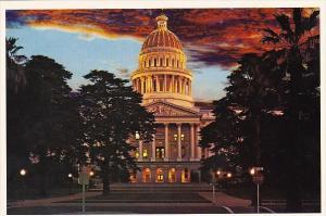 California Sacramento California State Capitol Building