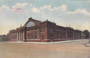 Illinois Peoria Coliseum 1908