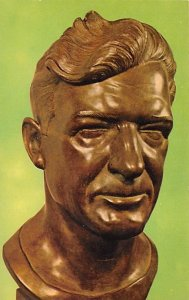 Pro Footbal Hall of Fame, Portrait bronze bust of Ernie Nevers Unused