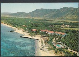 Italy Postcard - S.Margherita Di Pula (Cagliari) Hotel Is Morus  RR1945