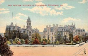 8471    PA Philadelphia   University of Pennsylvania,  Main Building