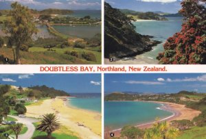 Doubtless Bay Northland New Zealand Postcard
