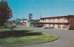 Two Cities Motel , THUNDER BAY , Ontario , Canada , 40-60s