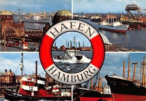 Hafen Hamburg Germany 1962