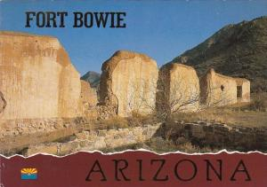 Old Fort Bowie Facts Folklore History And Legend Fort Bowie Arizona