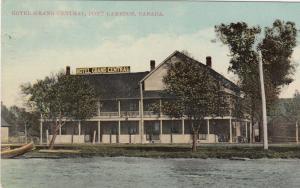 PORT LAMBTON , Ontario , Canada , 00-10s ; Hotel Grand Central