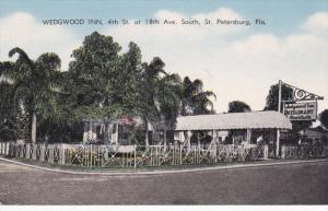 Wedgewood Inn , ST PETERSBURG , Florida , 30-40s