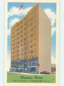 Linen HOTEL SCENE Washington DC AE1522