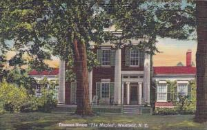 Tennant House The Maples Westfield New York