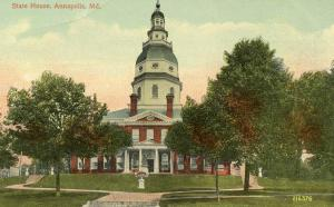 MD - Annapolis. State House
