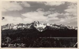 RP: Mountains at SEWARD, Alaska, 10-30s