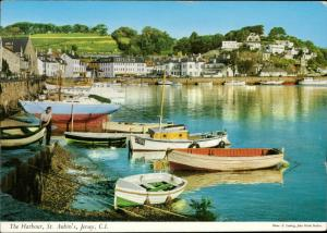 The Harbour St Aubin's Jersey