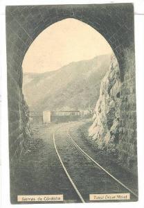 Sierras de Cordoba , Tunel Dique Molet , Railroad , Argentina , 00-10s