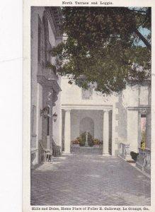 LA GRANGE, Georgia, 1900-1910s; Hills & Dales, Home Place of Fuller E. Callaway